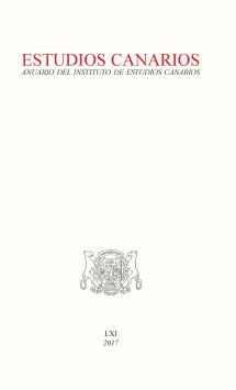 Estudios Canarios. Anuario del IECan, nº 61 (2017)